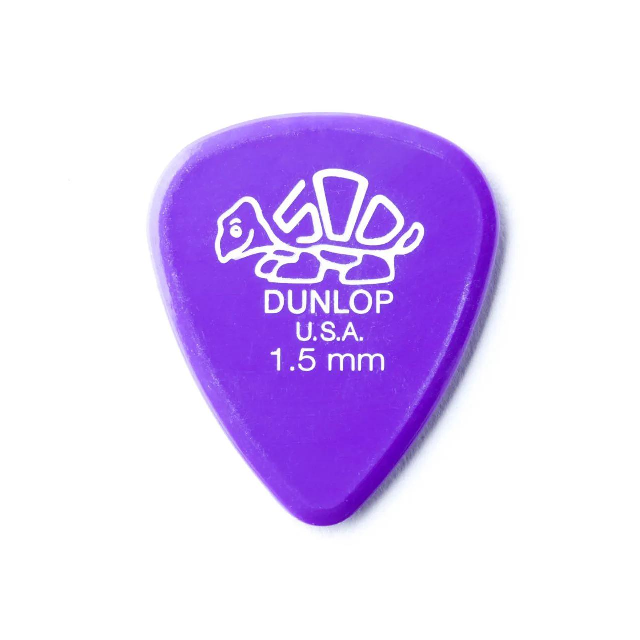 Palheta Delrin 500 1,5mm Pct C/72 41r1.5 Dunlop