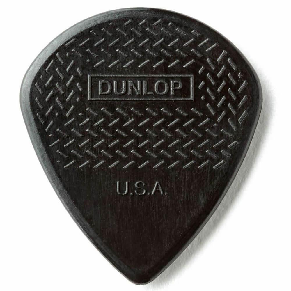 Palheta Maxgrip Nylon Jazz Iii Black Stiffo Pct C/6 471p3s Dunlop