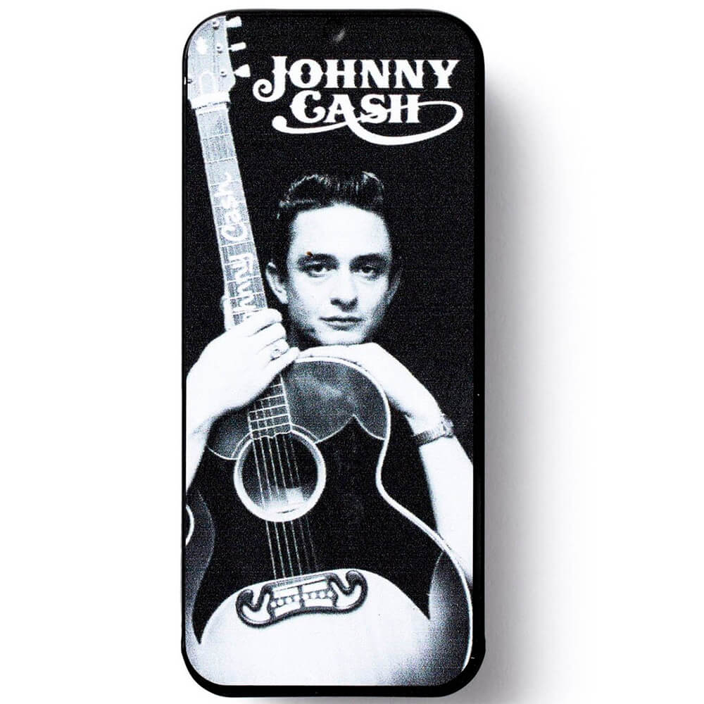Palheta Media Johnny Cash Memphis Cx C/6 Jcpt01m Dunlop