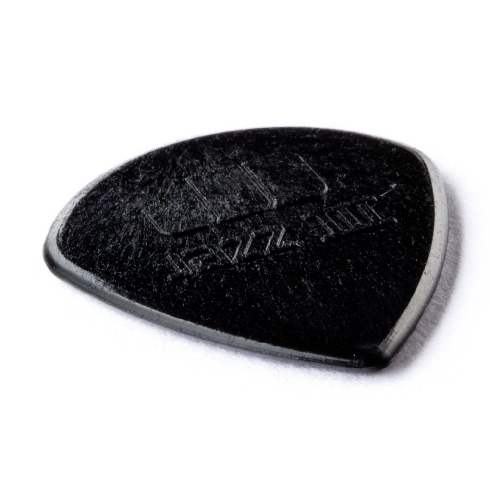Palheta Nylon Dunlop Jazz III Preta