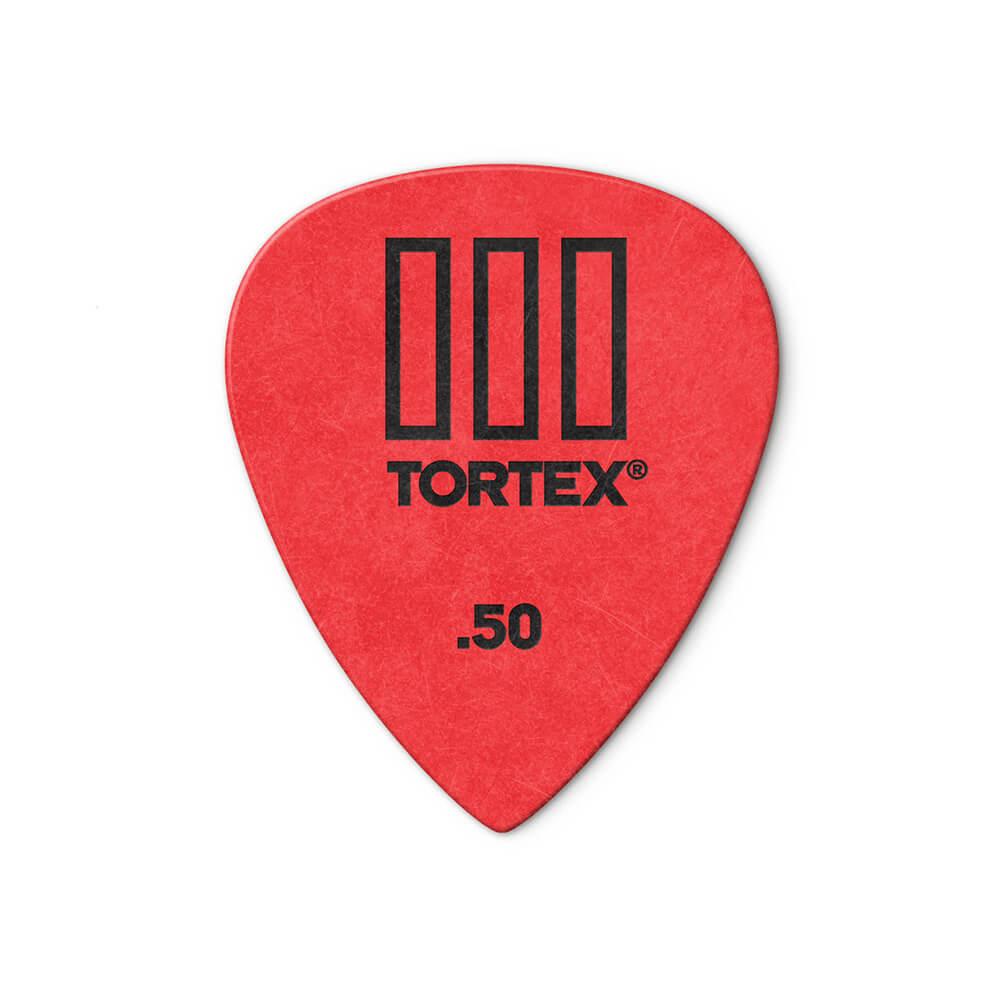 Palheta Tortex Iii 462r 0,50mm Pct C/72 462r.50 Dunlop