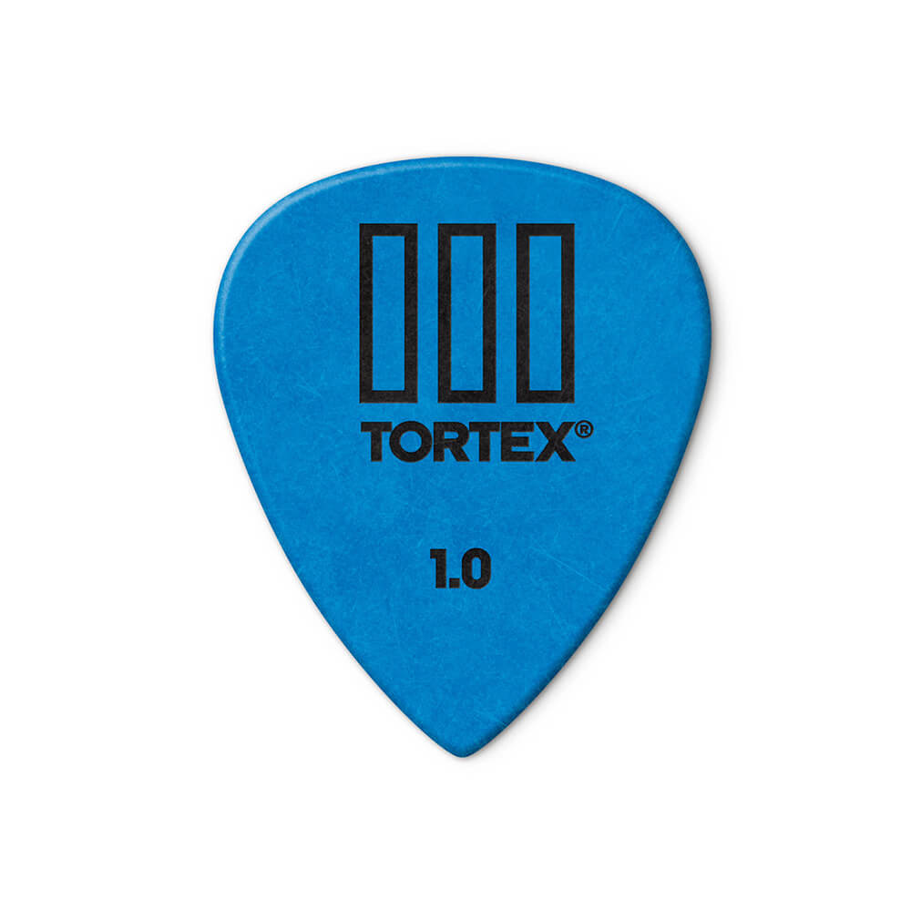 Palheta Tortex Iii 462r 1,00mm Pct C/72 462r1.00 Dunlop