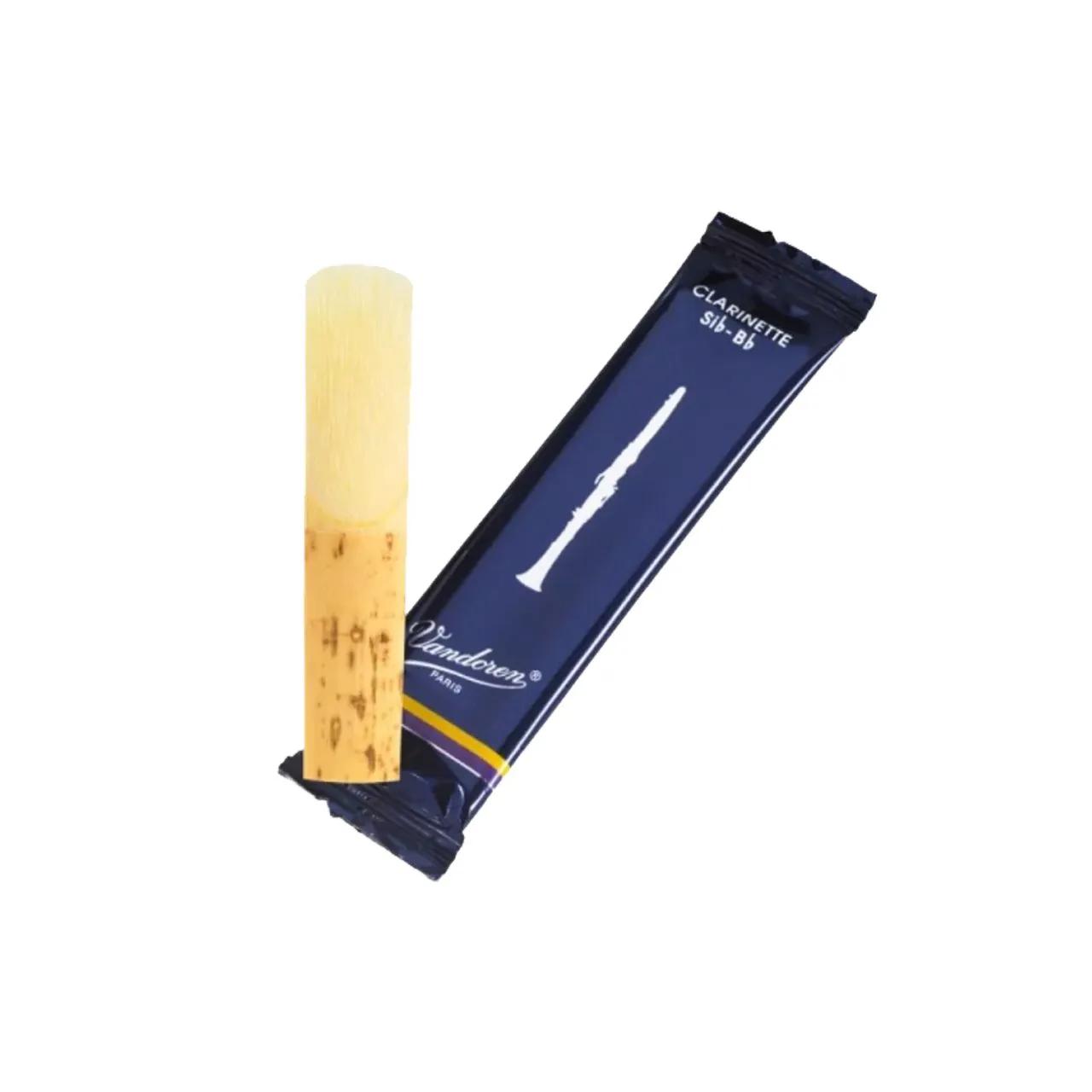 Palheta Tradicional 3,5 P/ Clarinete Mib Cx C/10 Cr1135 Vandoren