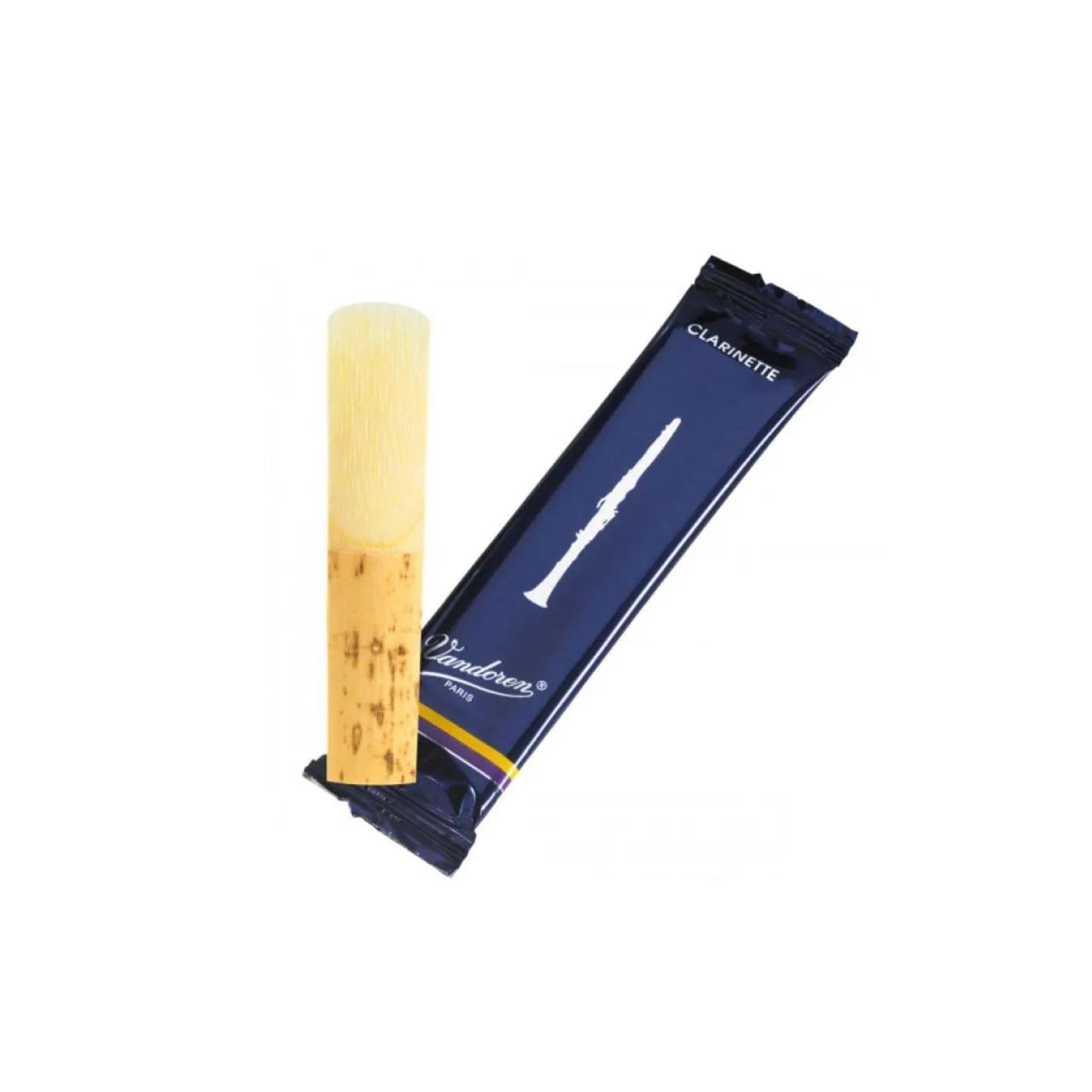 Palheta Tradicional 3 P/clarinete Alto Cx C/10 Cr143 Vandoren