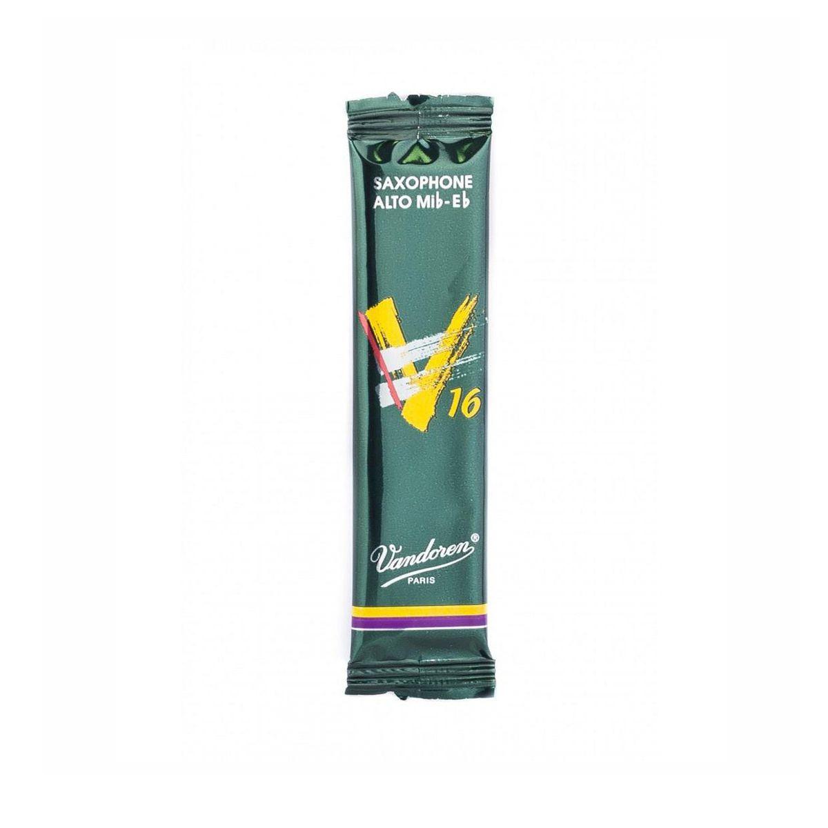 Palheta Vandoren V16 Nº 1,5 para Sax Alto