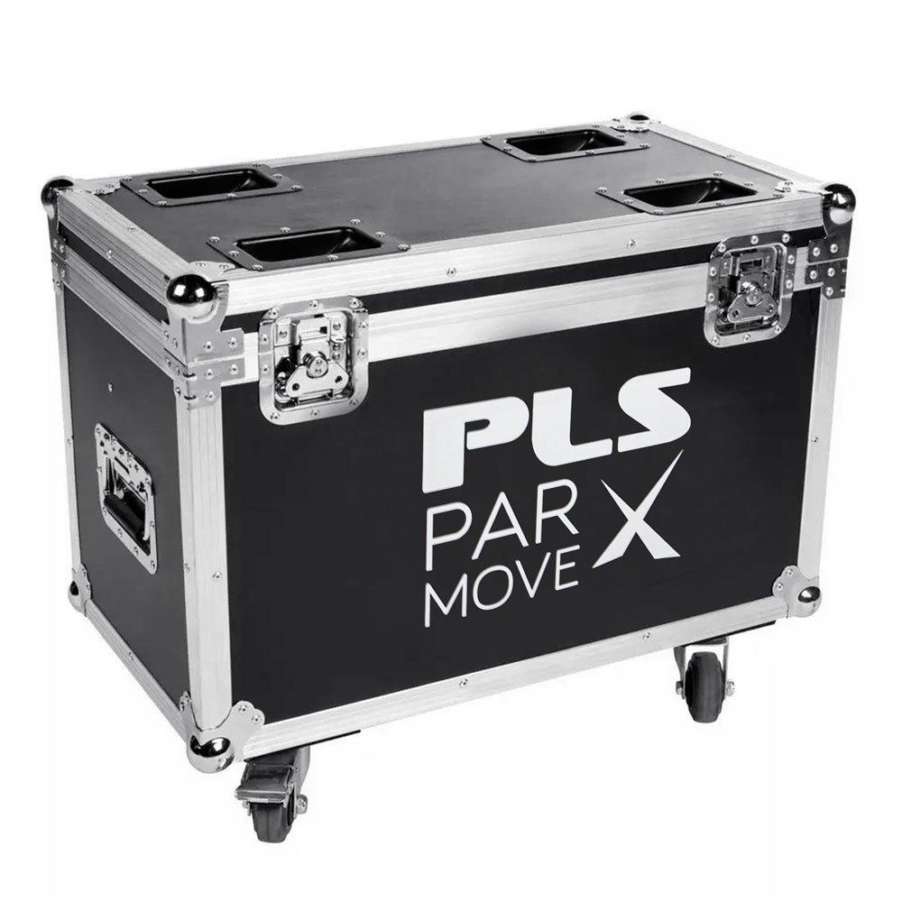 PAR MOVE X - MOVING LED COB 200W BEAM WASH C/ DISCO DE CORES - PLS