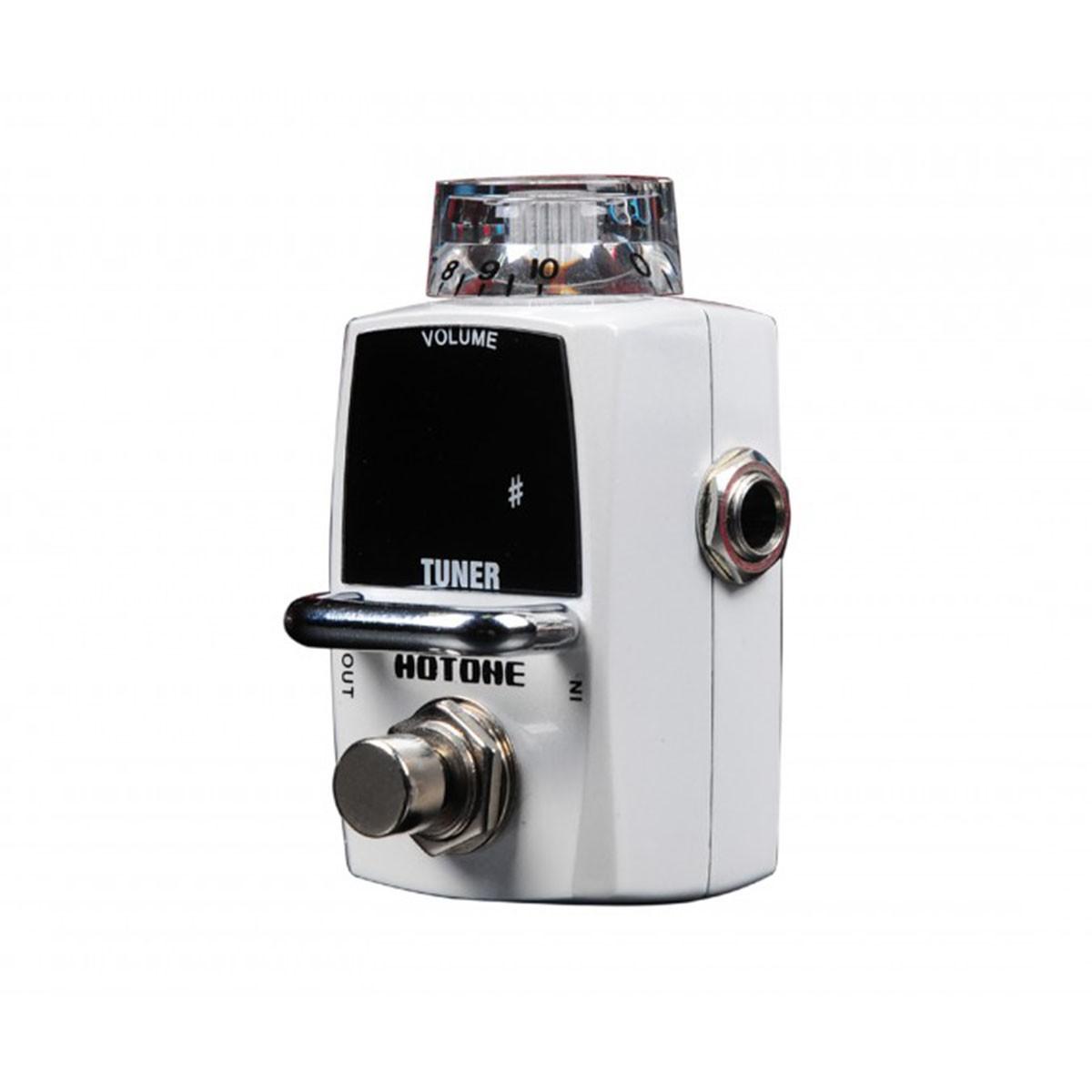 Pedal Afinador Hotone Skyline STU-1 Chromatic Tuner