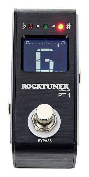 Pedal Afinador Rocktuner PT 1 Mini
