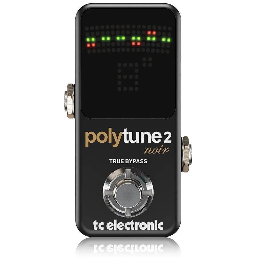 Pedal Afinador TC Electronic Polytune 2 Noir