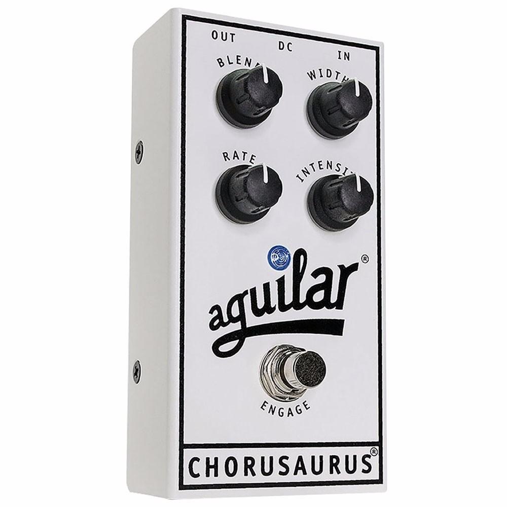 Pedal Aguilar Chorusaurus Bass Chorus para Contrabaixo