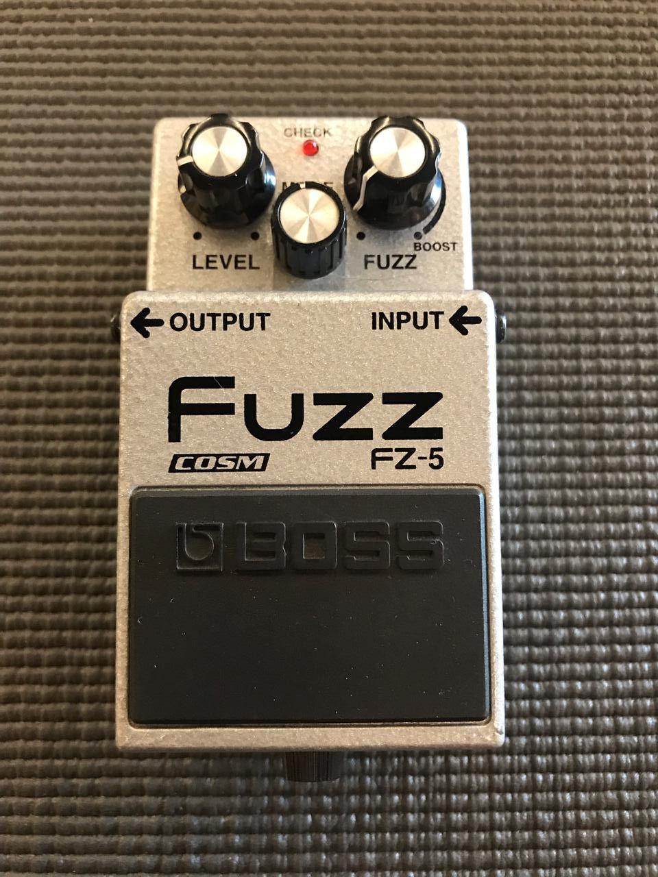 Pedal de Efeito Boss FZ-5 Fuzz para Guitarra