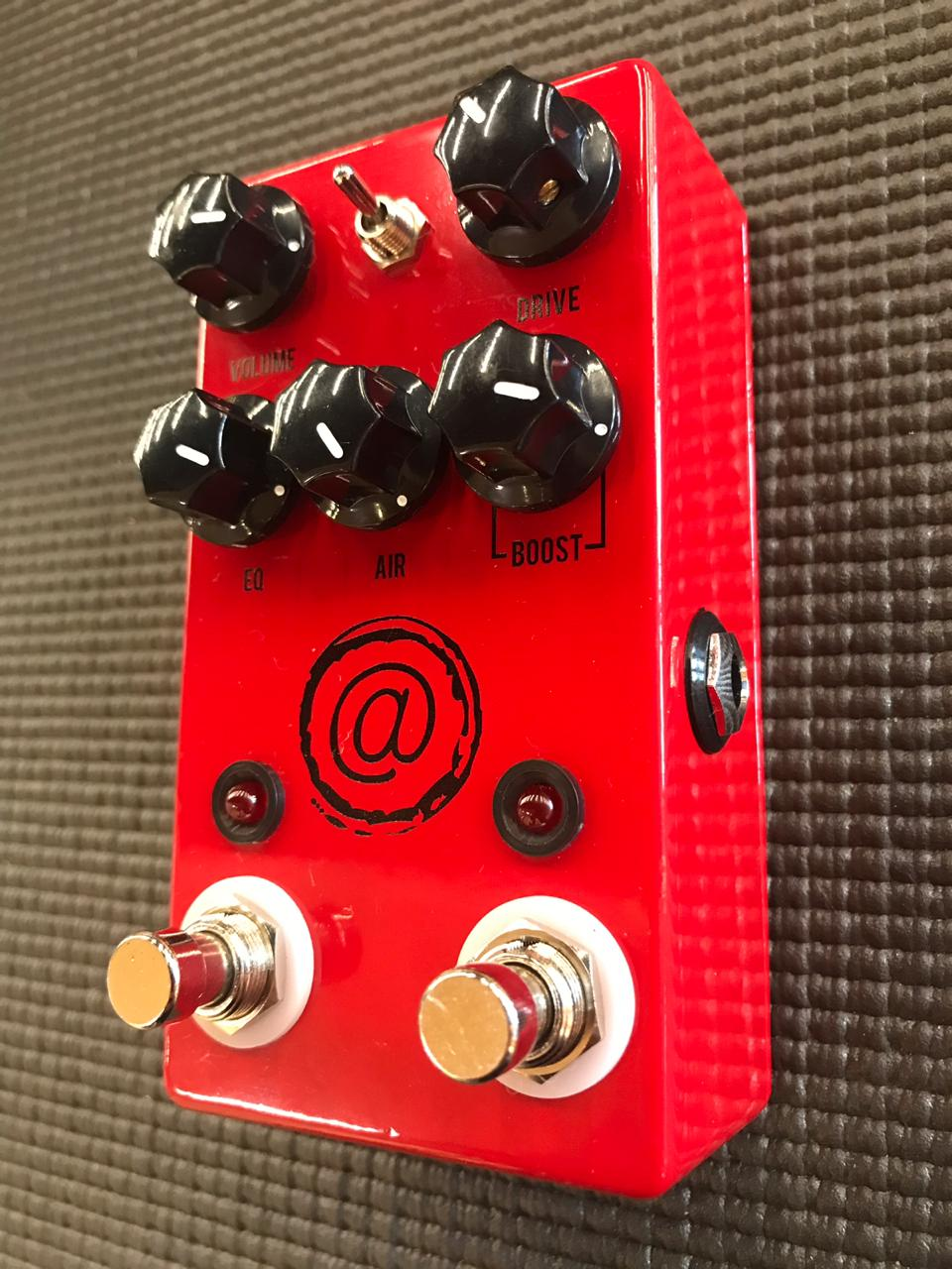 Pedal De Efeito Jhs Pedals The At+ Andy Timmons Overdrive