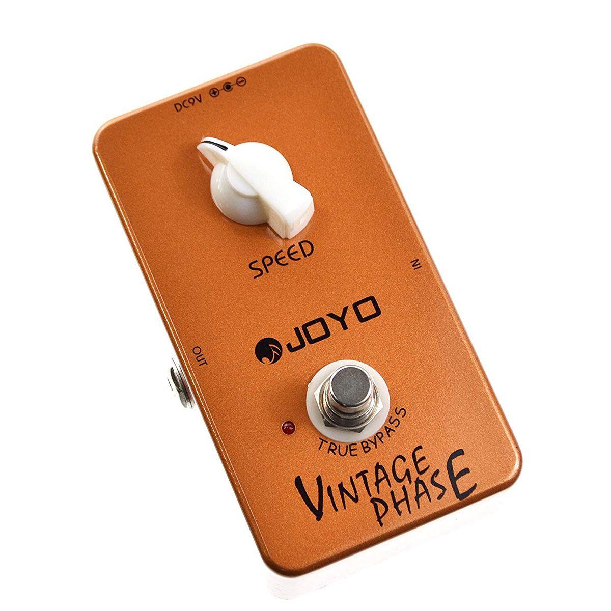 Pedal de Efeito JOYO JF-06 Vintage Phase