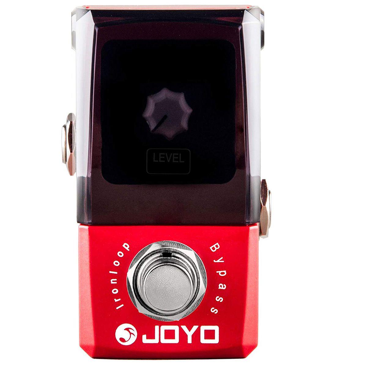 Pedal de Efeito JOYO JF-329 Iron Loop