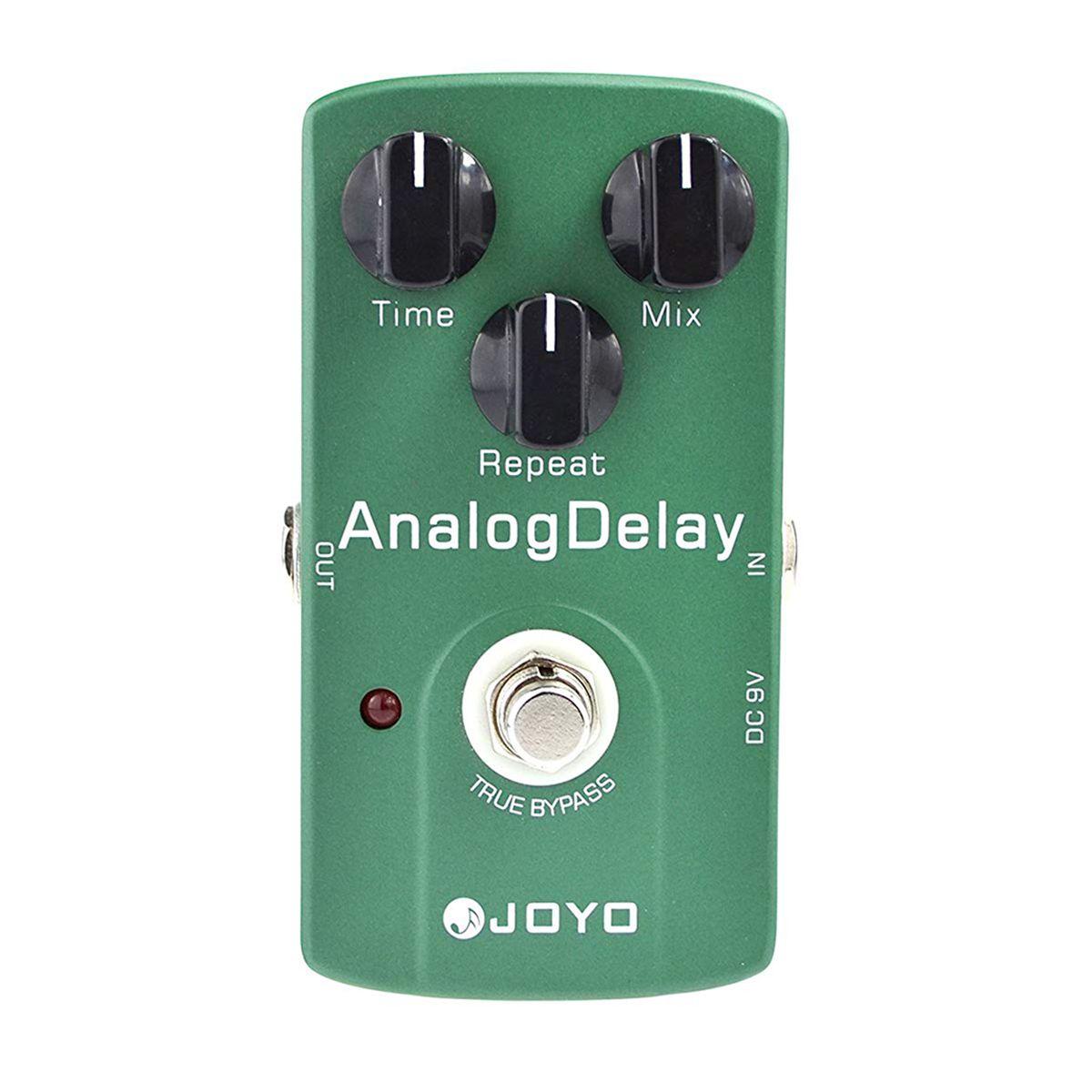 Pedal De Efeito JOYO JF-33 Analog Delay