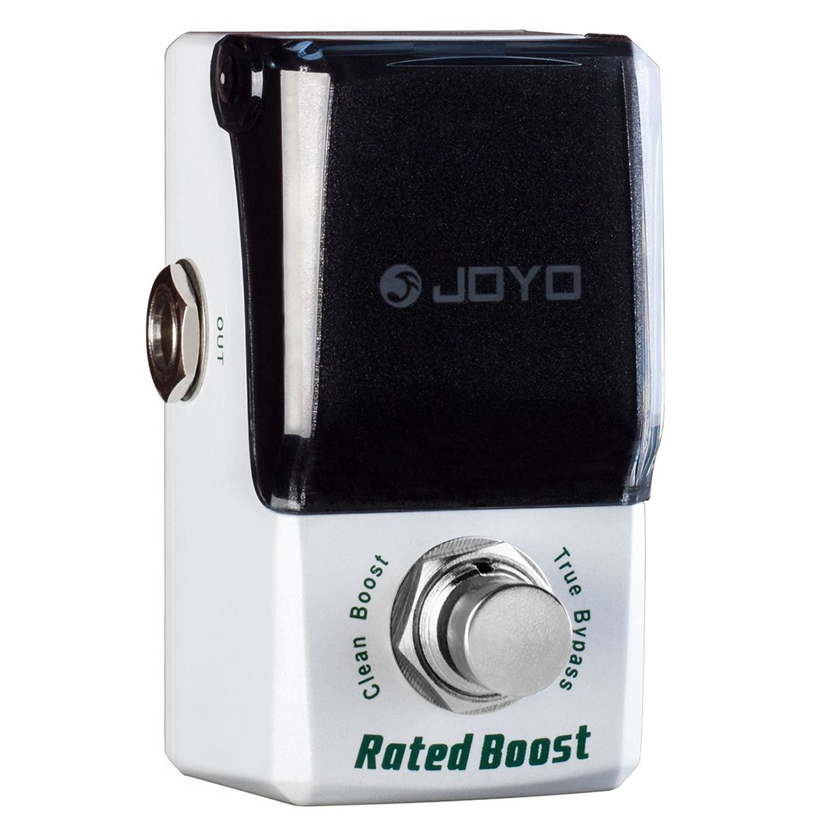 Pedal de Efeito Joyo Rated Boost Jf-301 Clean Boost