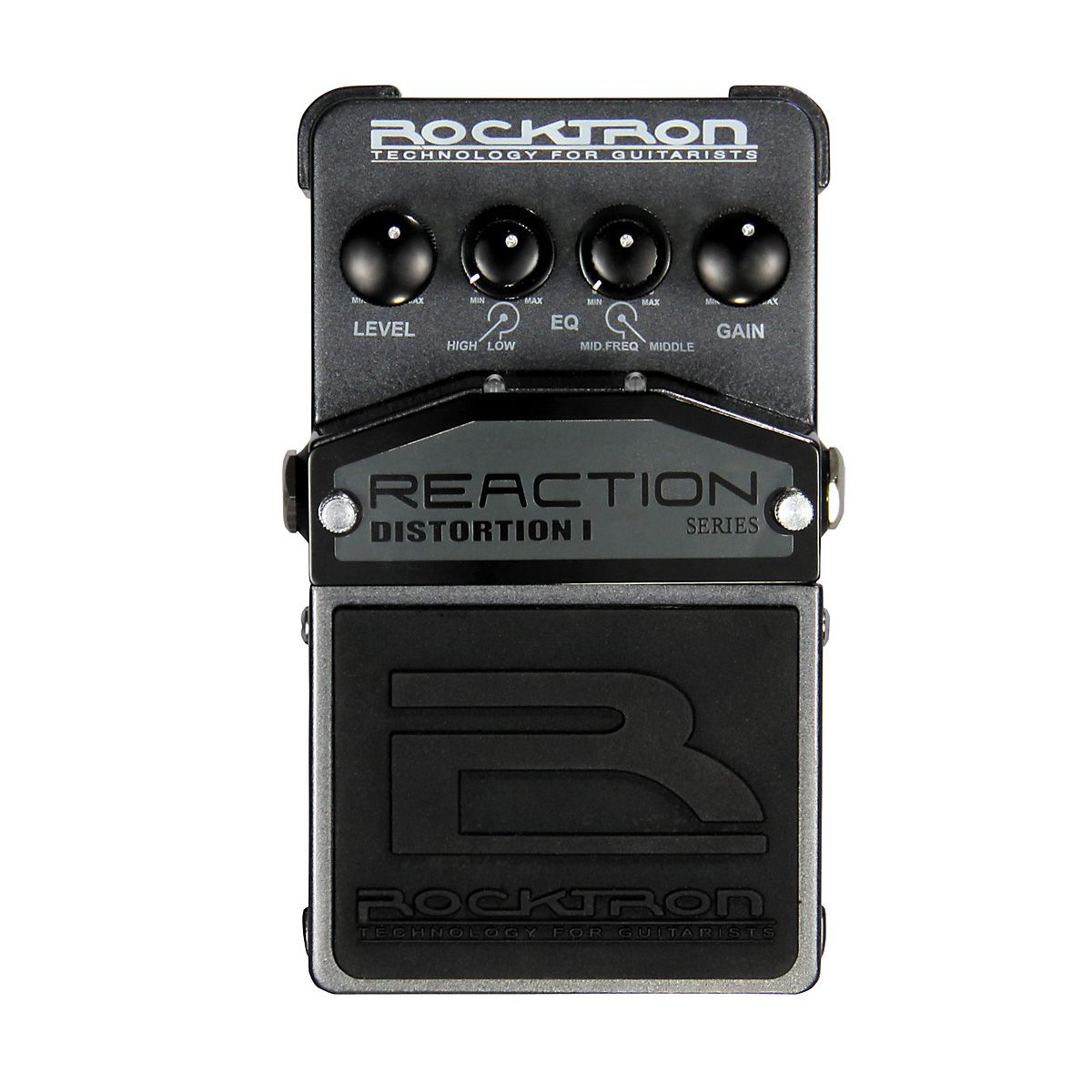 Pedal de Efeito Rocktron Reaction Distortion