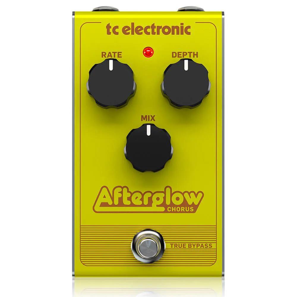 Pedal de Efeito TC Electronic Afterglow Chorus