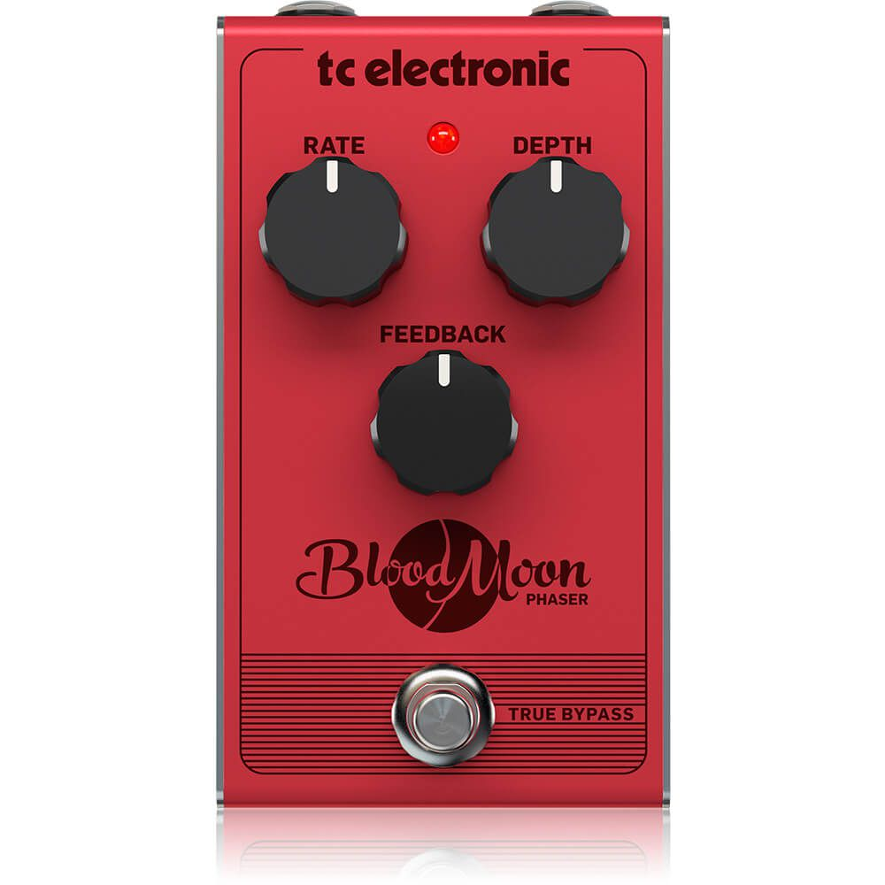 Pedal de Efeito TC Electronic Blood Moon Phaser