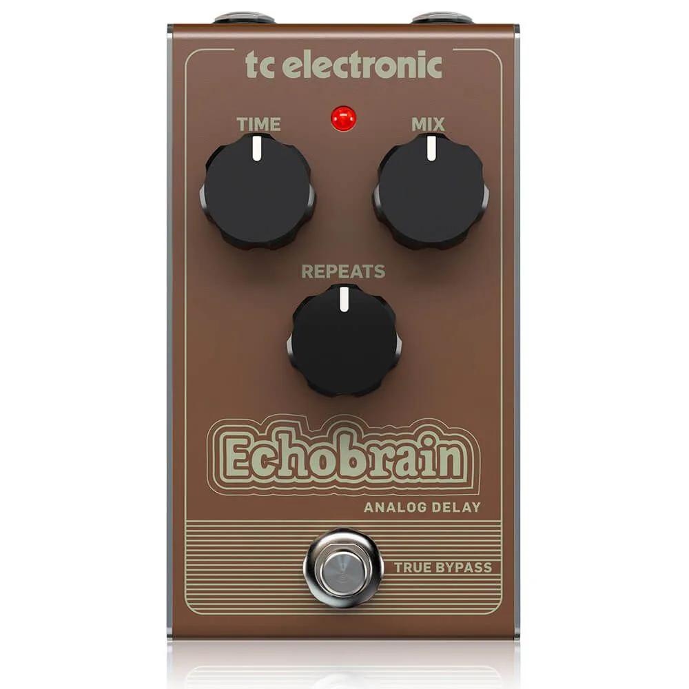 Pedal de Efeito TC Electronic Echobrain Analog Delay