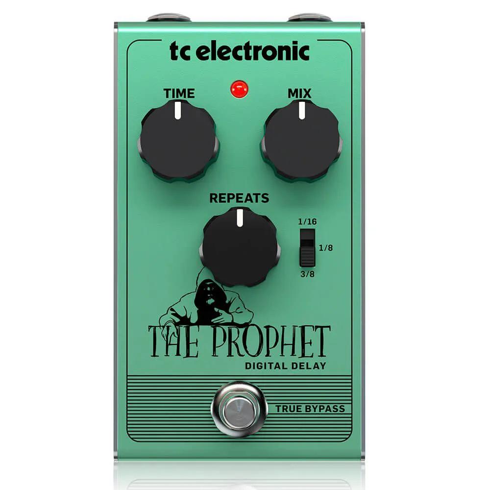 Pedal de Efeito TC Electronic The Prophet Digital Delay