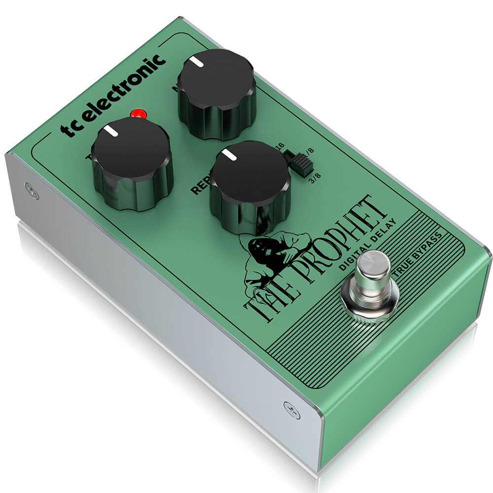 Pedal de Efeito TC Electronic The Prophet Digital Delay