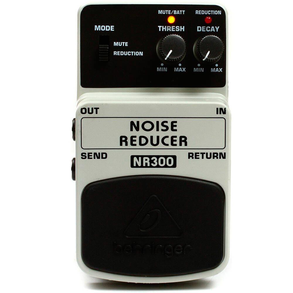 Pedal de Efeitos Behringer NR300 Noise Reducer