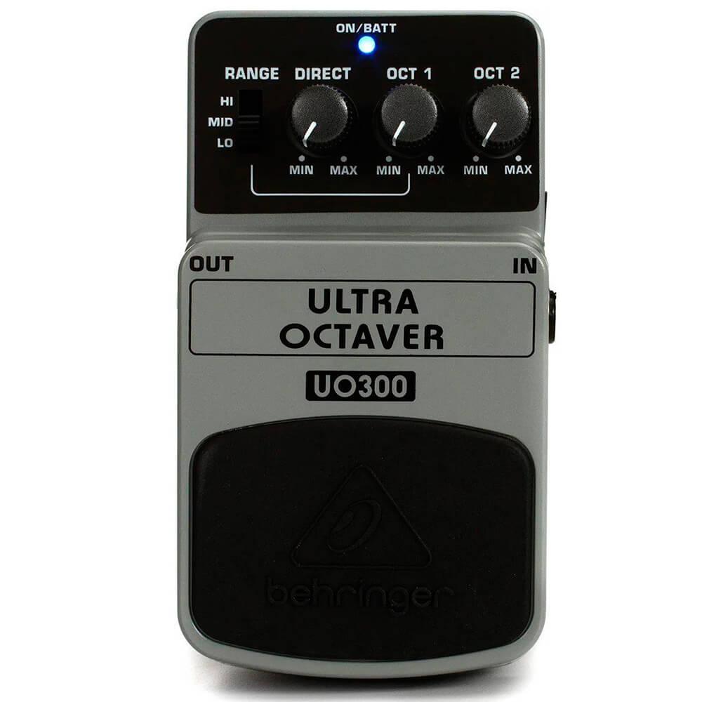 Pedal de Efeitos Behringer UO300 Ultra Octaver