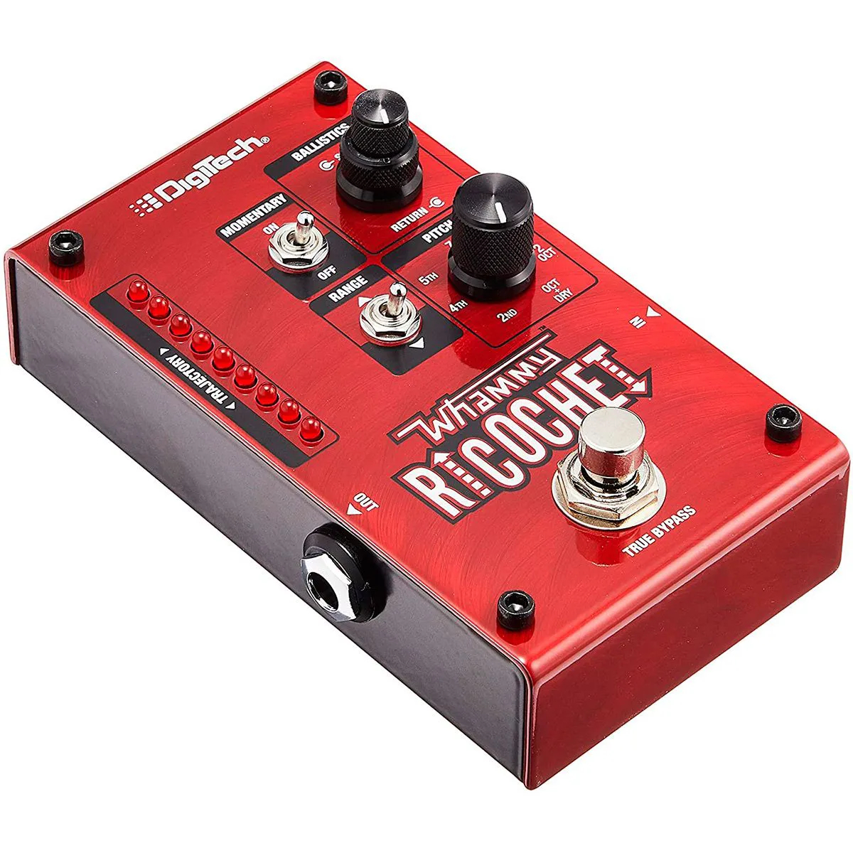 Pedal de Efeitos Digitech Whammy Ricochet Pitch Shift