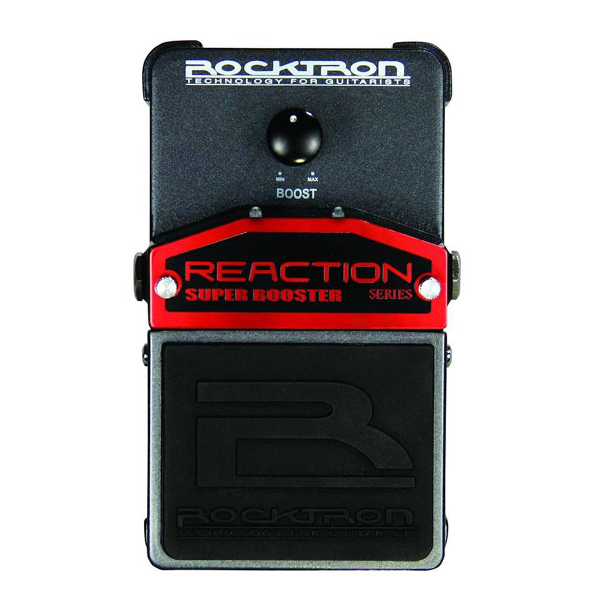 Pedal de Efeitos Rocktron Reaction Super Booster