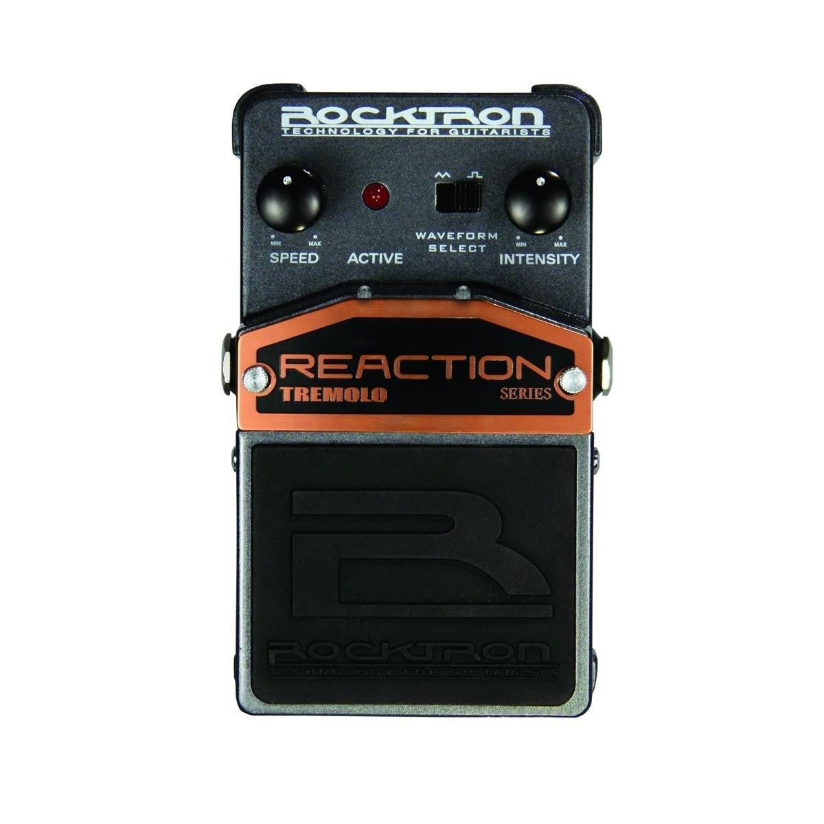 Pedal de Efeitos Rocktron Reaction Tremolo
