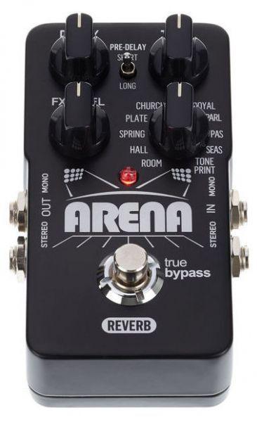 Pedal de Efeitos TC Electronic Arena Reverb