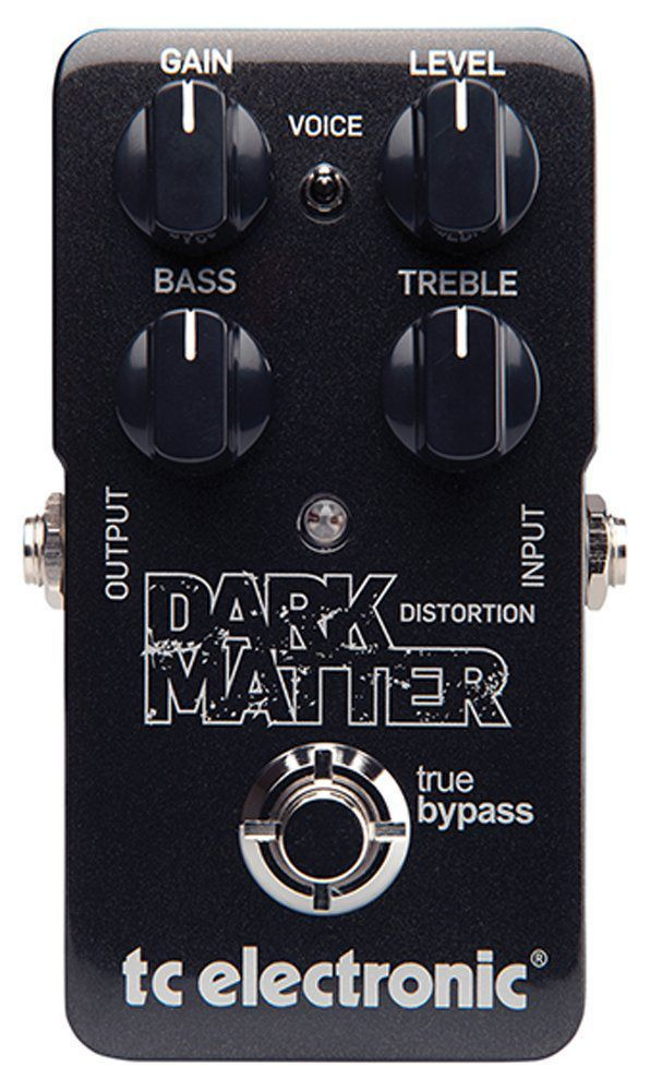 Pedal de Efeitos Tc Electronic Dark Matter Distortion