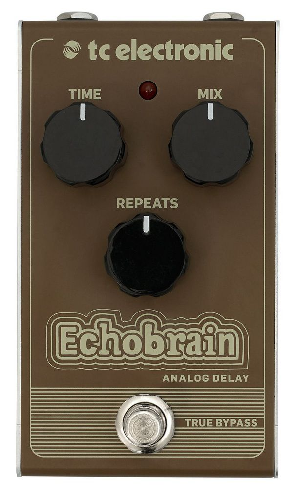 Pedal de Efeitos TC Electronic Echobrain Delay