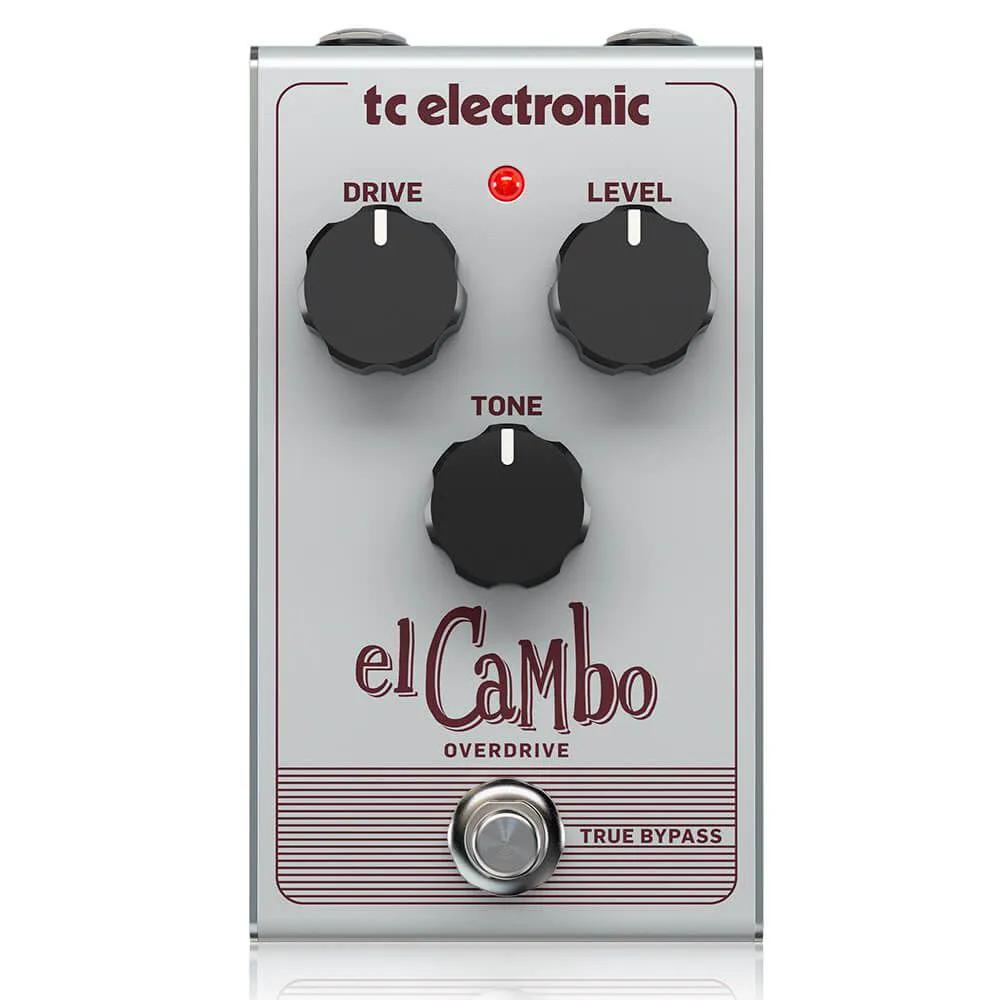 Pedal de Efeitos TC Electronic El Cambo Overdrive