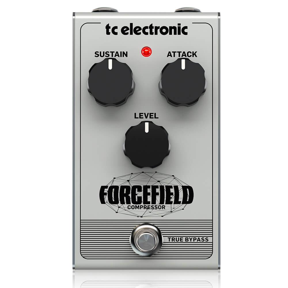 Pedal de Efeitos TC Electronic Forcefield Compressor