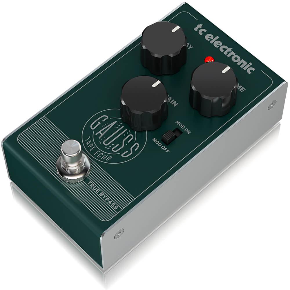 Pedal de Efeitos TC Electronic Gauss Tape Echo