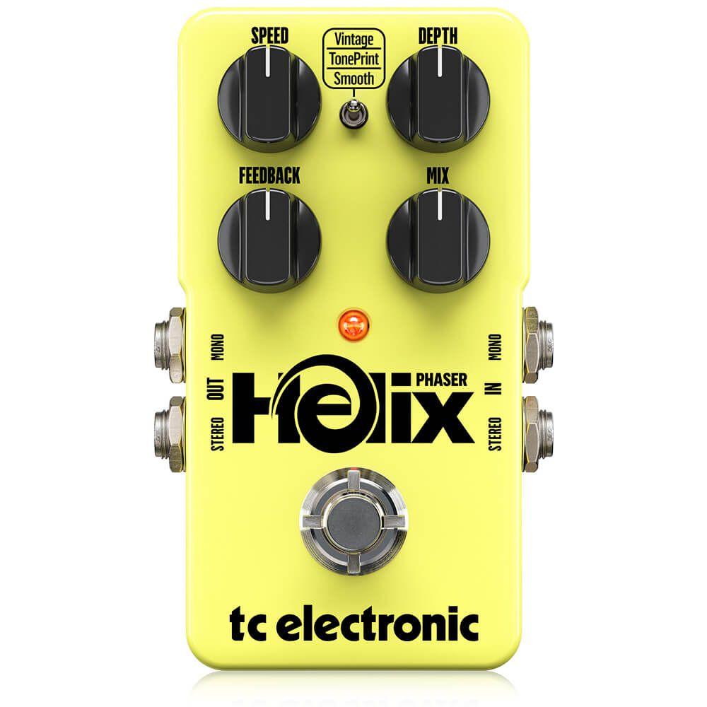 Pedal de Efeitos TC Electronic Helix Phaser