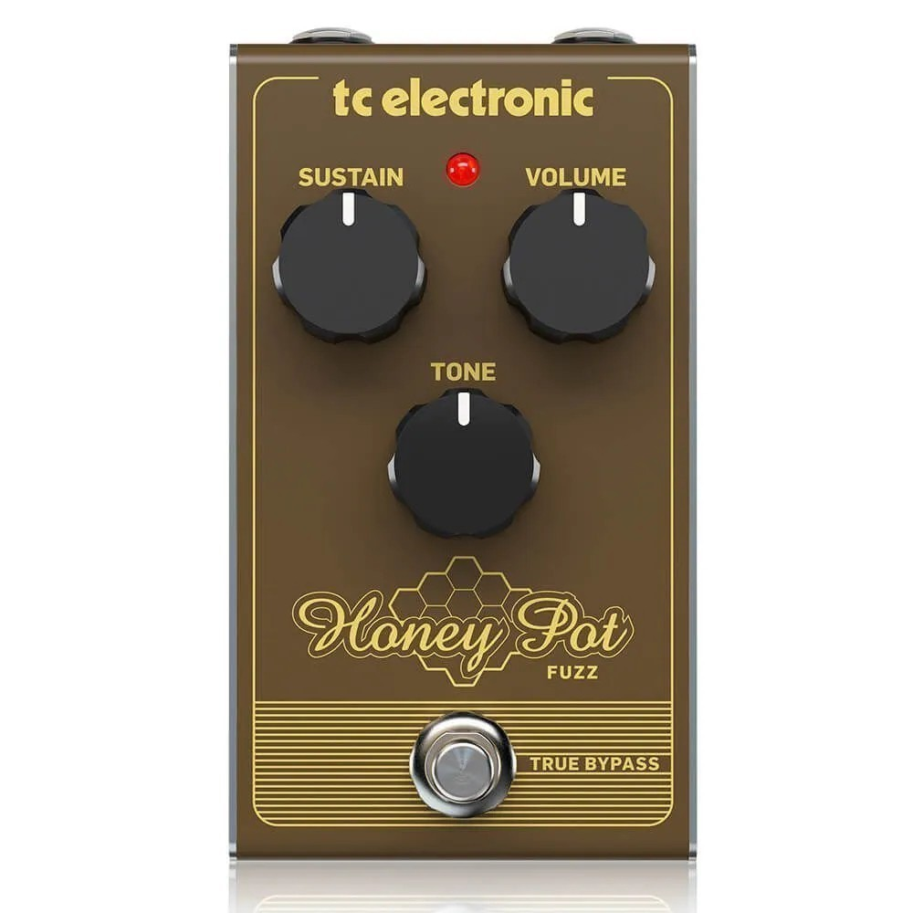 Pedal de Efeitos TC Electronic Honey Pot Fuzz