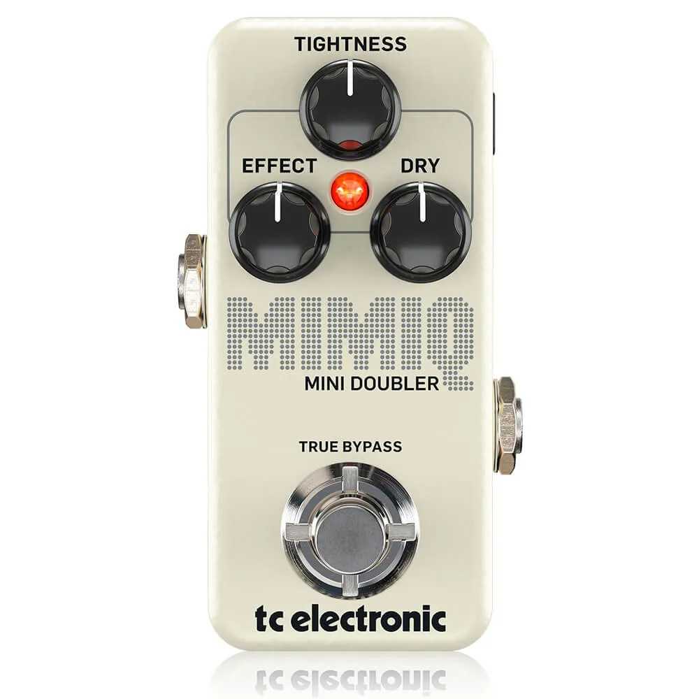 Pedal de Efeitos TC Electronic Mimiq Mini Doubler
