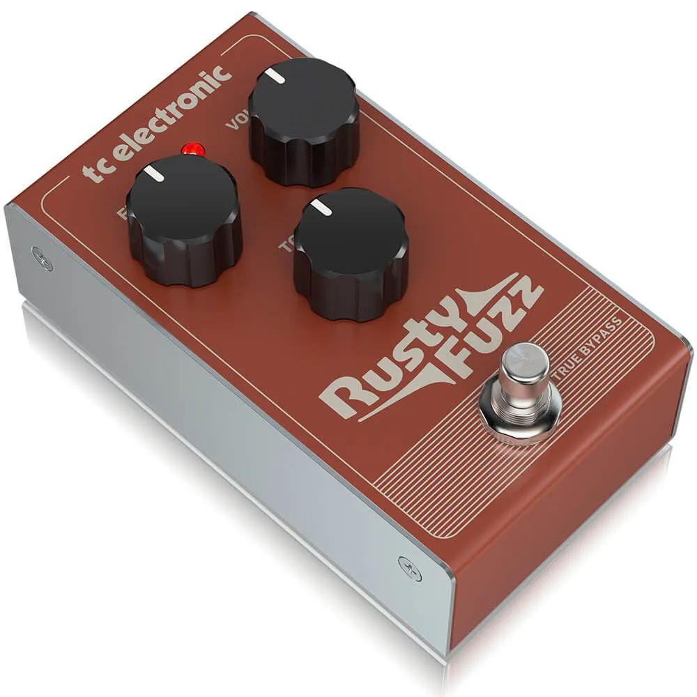 Pedal de Efeitos TC Electronic Rusty Fuzz