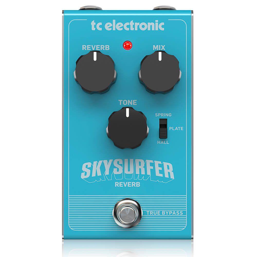 Pedal de Efeitos TC Electronic Skysurfer Reverb