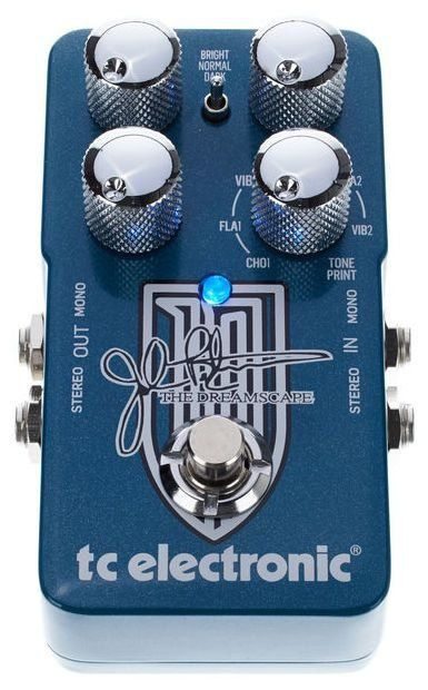 Pedal de Efeitos TC Electronic The Dreamscape John Petrucci Signature
