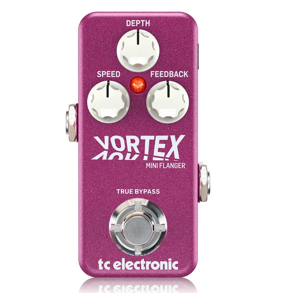 Pedal de Efeitos TC Electronic Vortex Mini Flanger