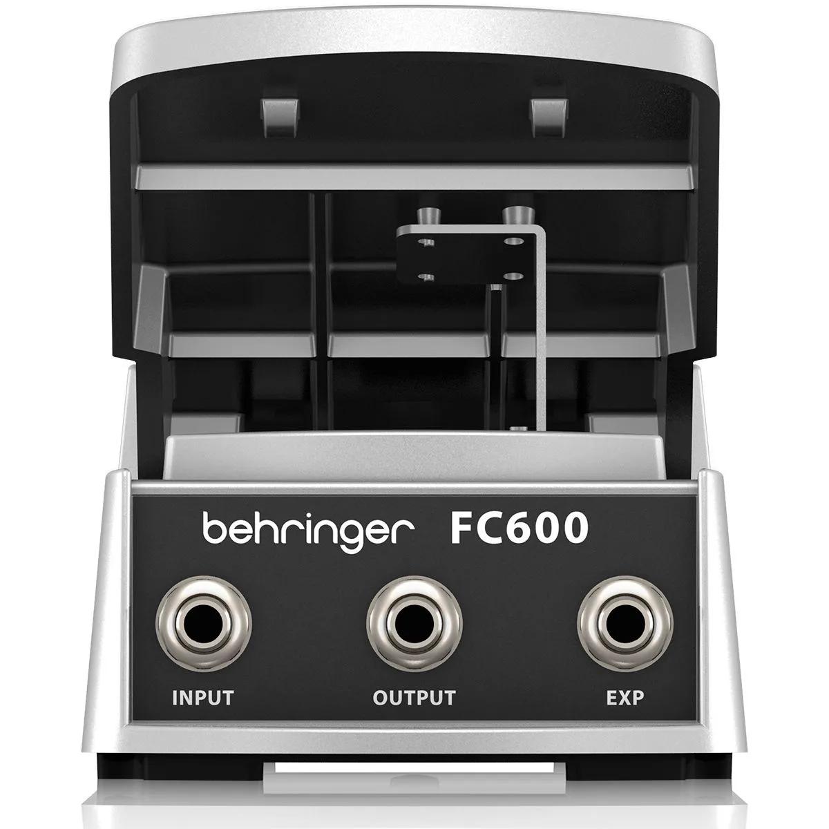 Pedal de Expressão e Volume Behringer FC600