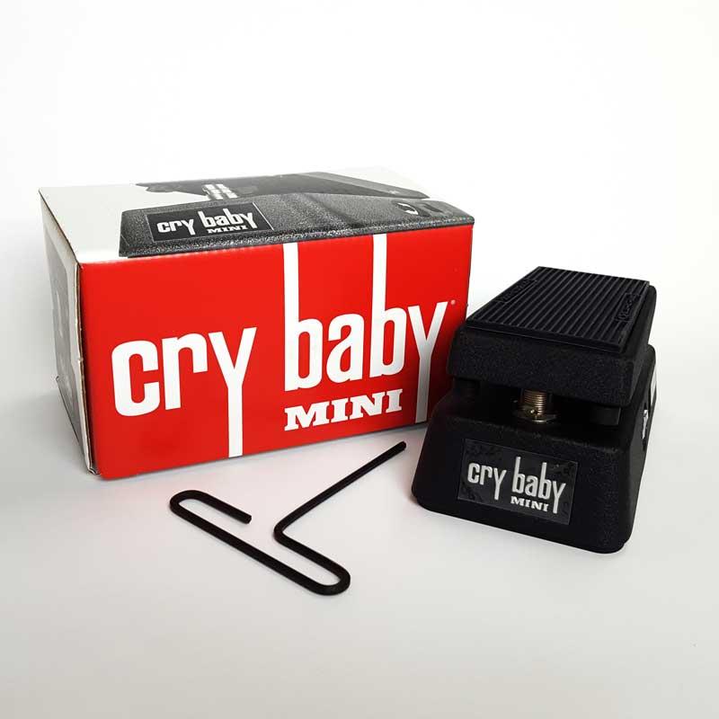 Pedal Dunlop CBM95 Mini Cry Baby Wah