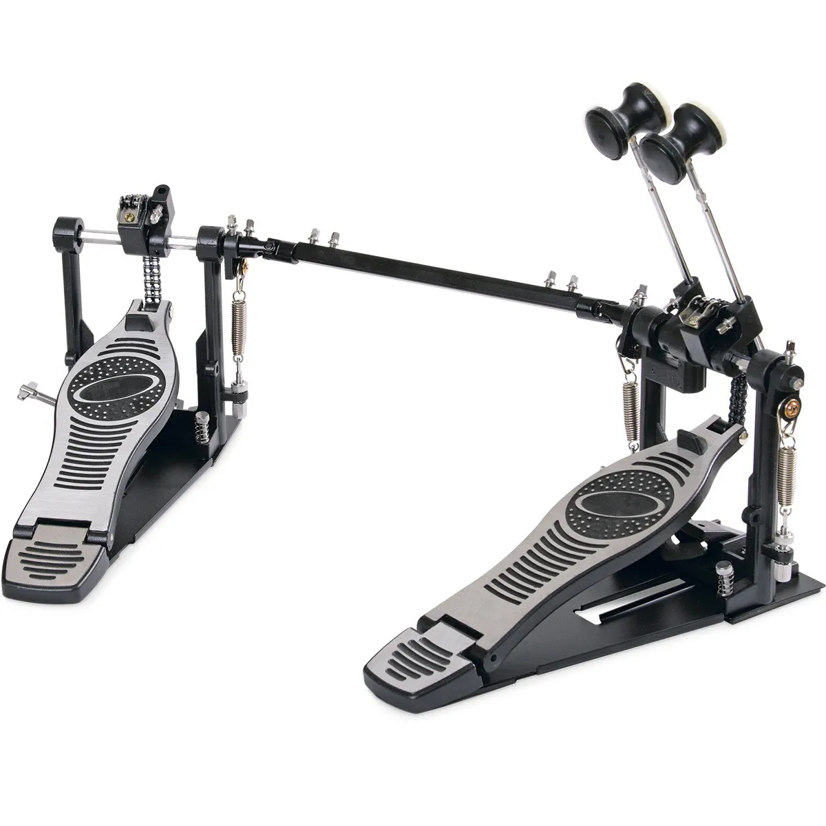 Pedal Duplo para Bumbo Spanking 22.2 para Bateria