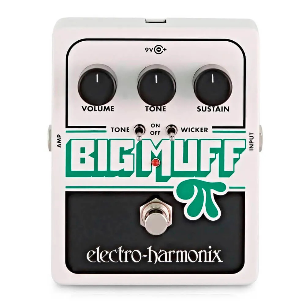 Pedal Electro-Harmonix Big Muff Pi Tone Wicker Fuzz