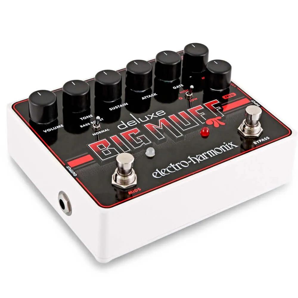 Pedal Electro-Harmonix Deluxe Big Muff Pi Fuzz