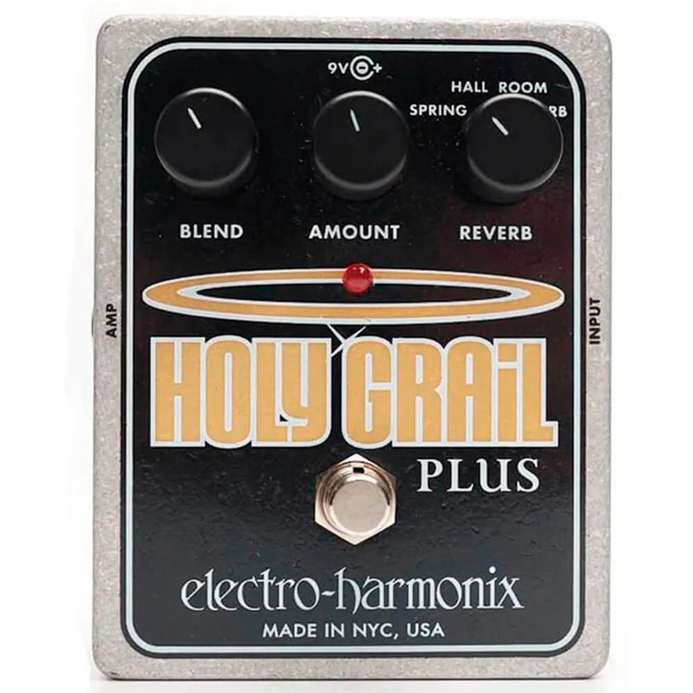 Pedal Electro-Harmonix Holy Grail Plus Variable Reverb
